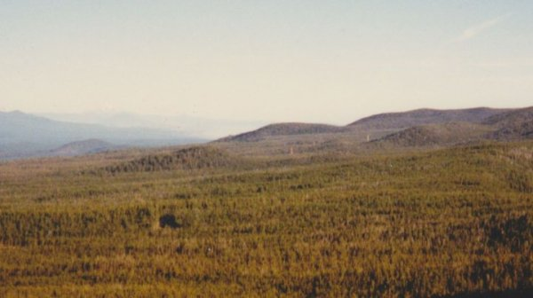 The location of the Newberry EGS Demonstration in the Deschutes  National Forest near Bend, OR