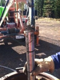 removing pump