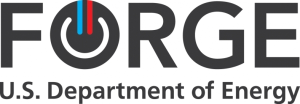 DOE FORGE logo